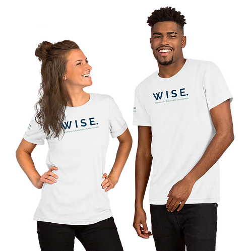 WISE T-Shirt (Unisex) Light Colors