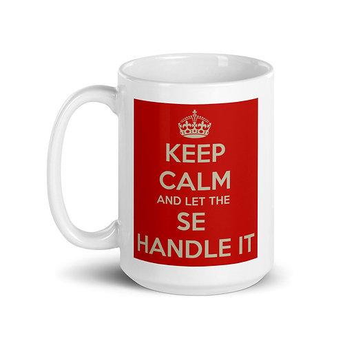 Keep Calm Mug (two-sided)