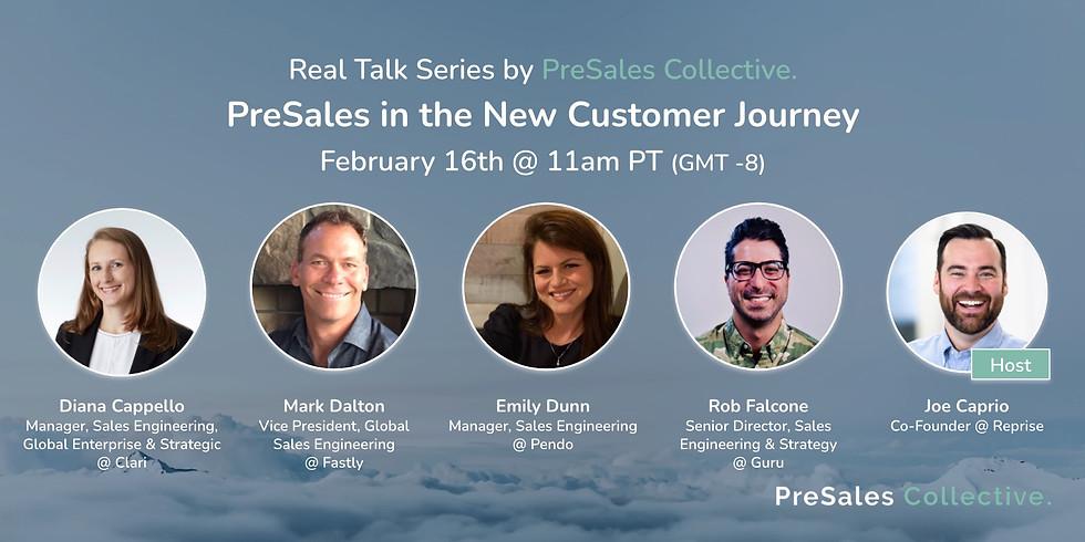PreSales in the New Customer Journey