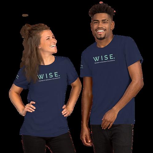 WISE T-Shirt (Unisex) Dark Colors