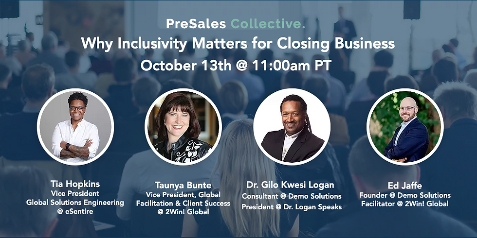 Why Inclusivity Matters for Closing Business