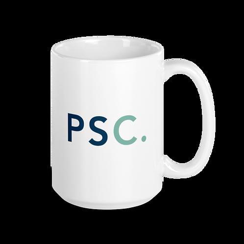 PSC Ceramic Mug (15oz)