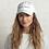 Thumbnail: White Adjustable Hat