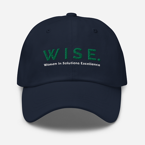WISE Adjustable Hat