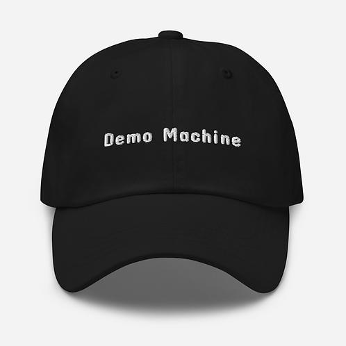 Demo Machine Adjustable Hat