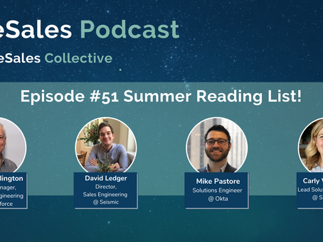Your Summer PreSales Reading List