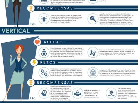 Paths of a PreSales Professional (in Spanish, German, French, and English)