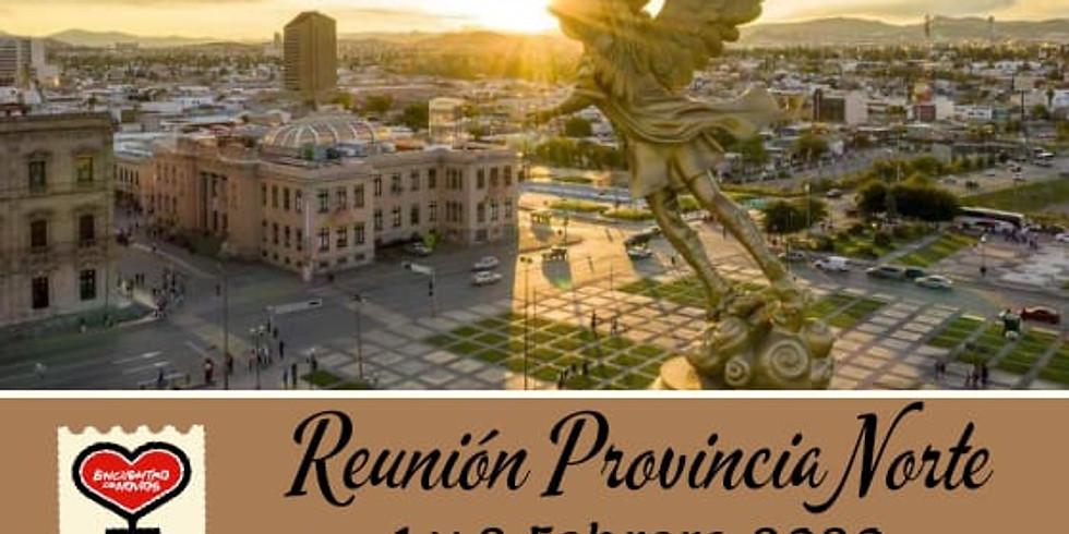 Reunión Provincia Norte del ECN México
