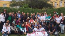 Concluye con éxito y muchos frutos la Reunión Internacional del Encuentro de Novios en Lima.