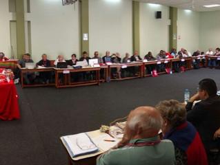 Así se vive la Reunión Internacional del Encuentro de Novios, en Lima, Perú.