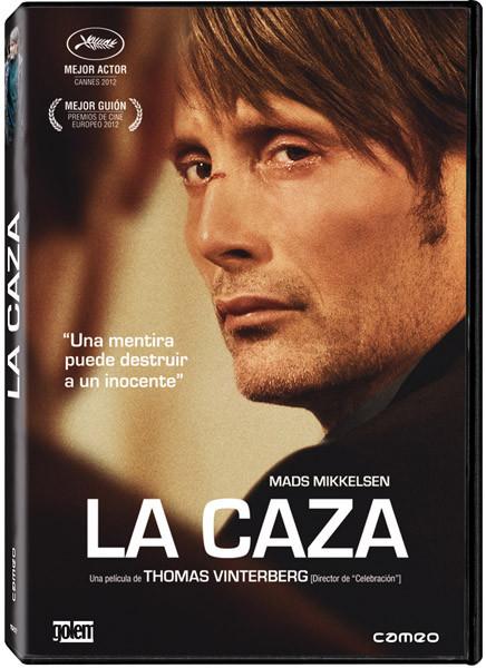 PRIMERA ENTRADA: LA CAZA (2012)