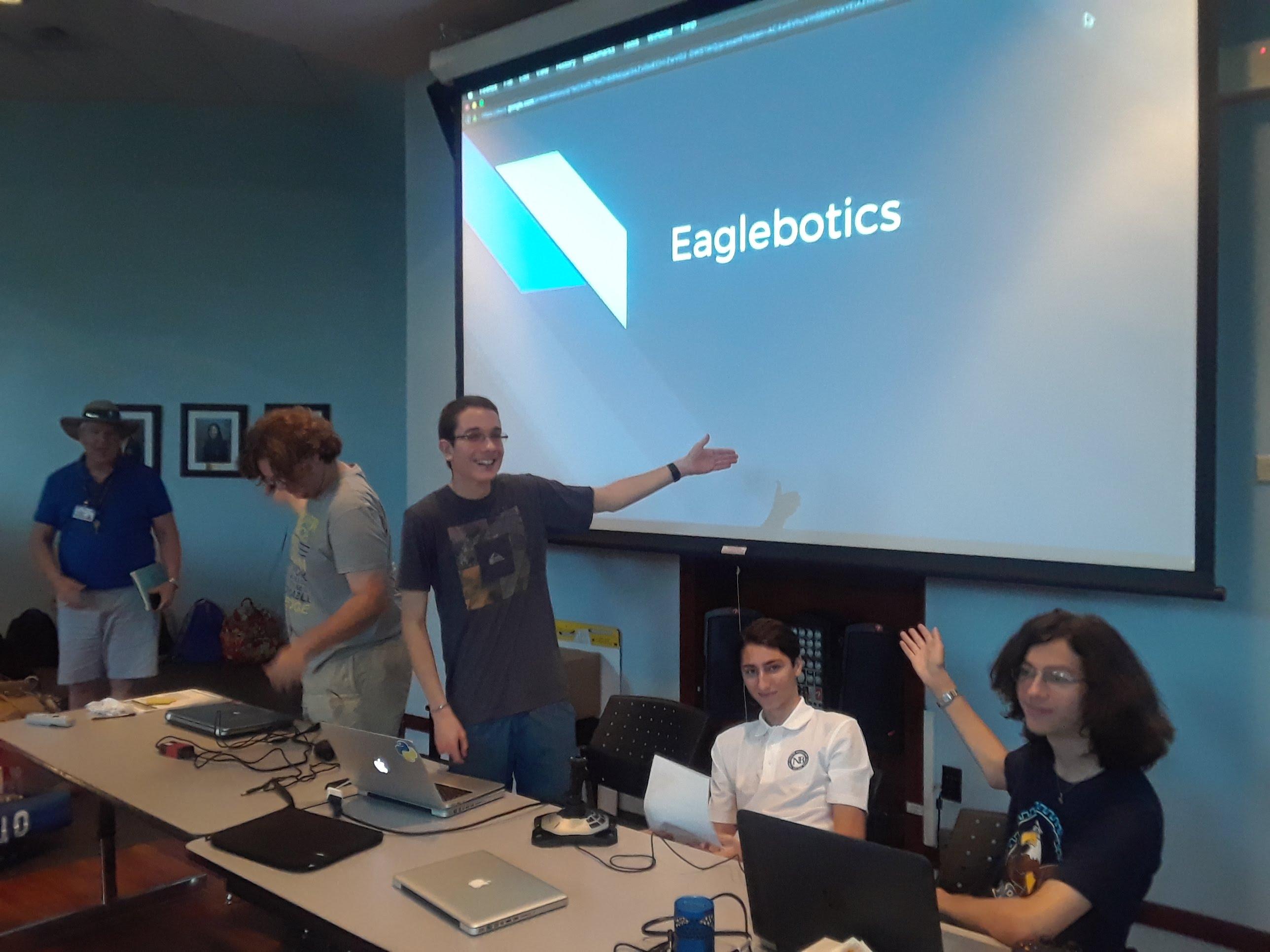 Eaglebotics