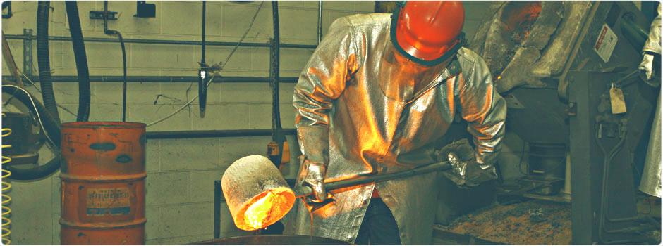 Metallurgist job