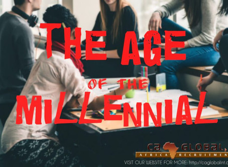 The Age of the Millennial