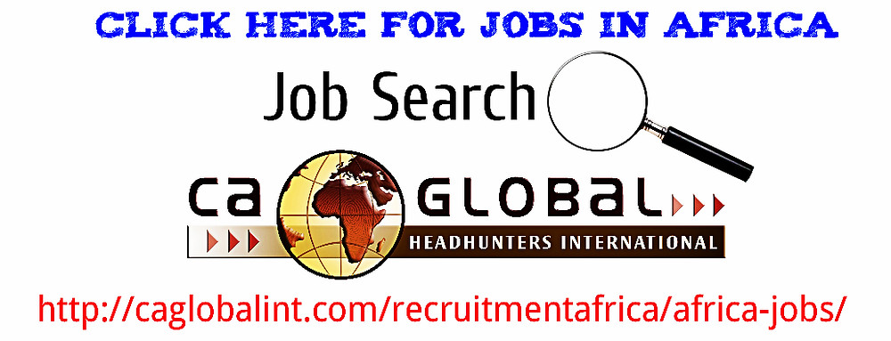 CA Global Jobs in Africa_