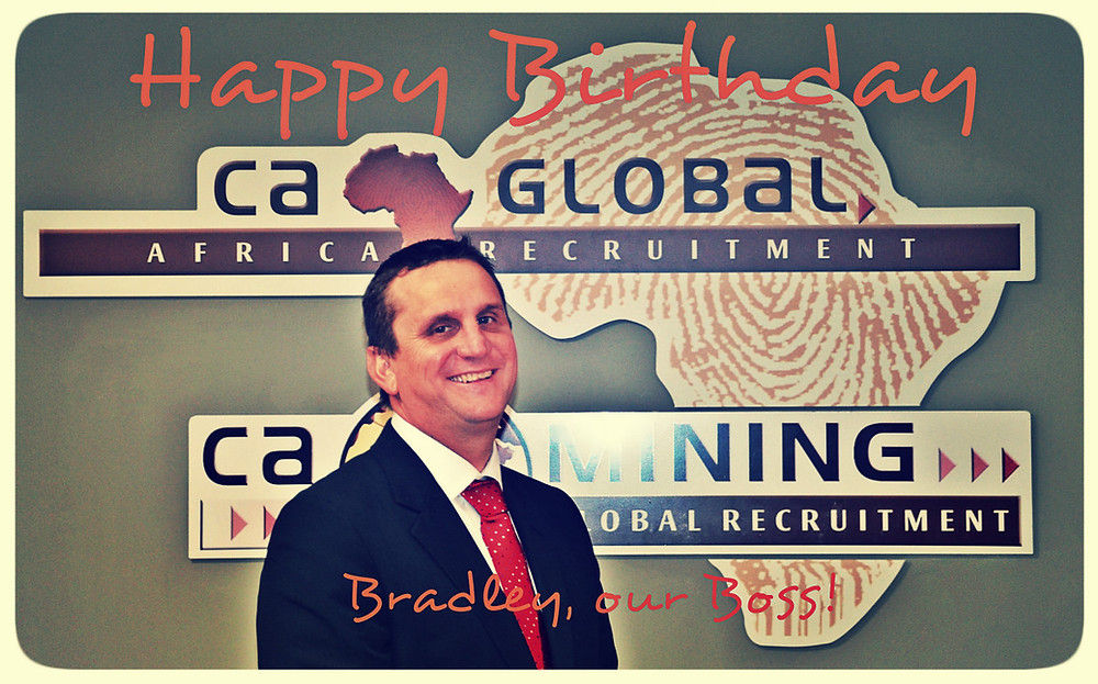 Bradley Barr Managing Director of The CA Global Group