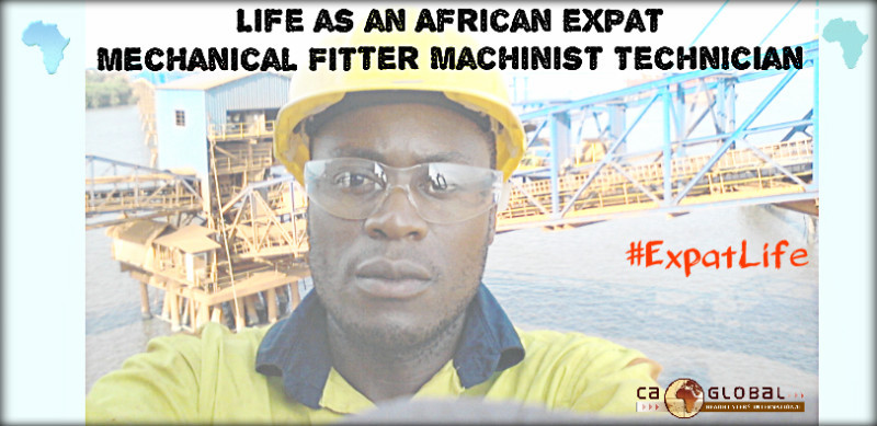 Africa Jobs _African expat Mechanical Engineer Fitter Machinist Technician