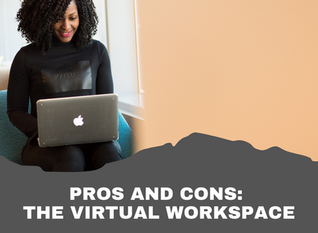 Pros and Cons: the virtual workspace