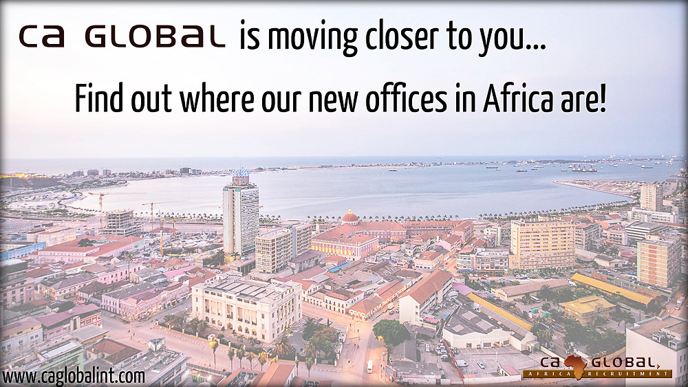 CA Global Offices in Africa