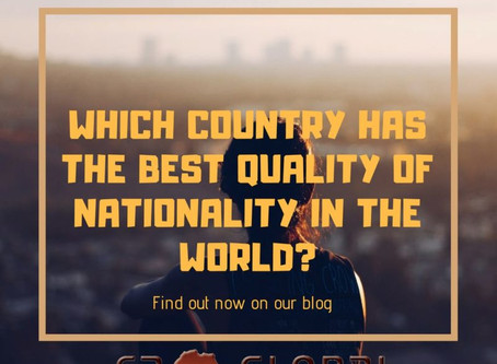 Which country has the world's best quality of nationality?