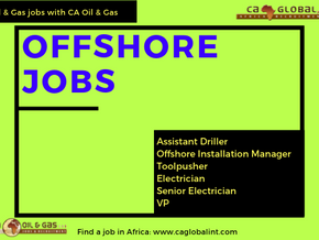 Offshore Oil & Gas Jobs with CA Global