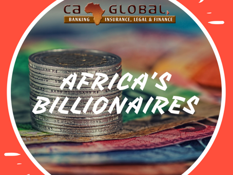 Top 10 African Billionaires
