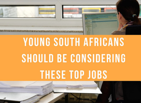 Top Jobs for Young South Africans to Consider