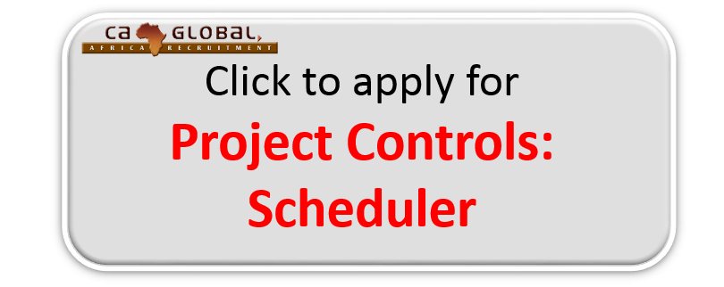 Work in Saldanha South Africa Jobs_Project Controls Scheduler