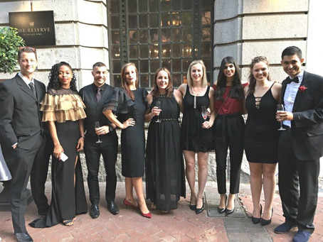 A Classy affair at the Taj: CA Global staff function