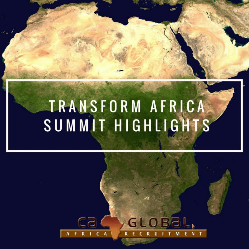 Transform Africa Summit highlights