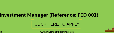 New Afreximbank – PwC Jobs in Africa!