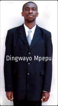 Dingwayo Keith Mpepu