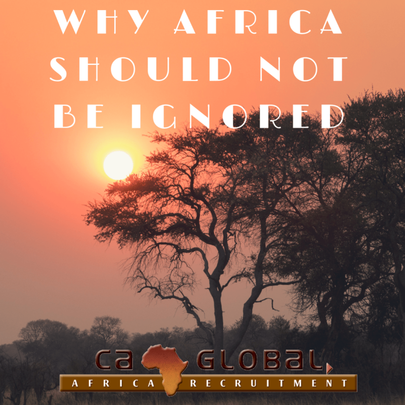 Why Africa Should Not be Ignored