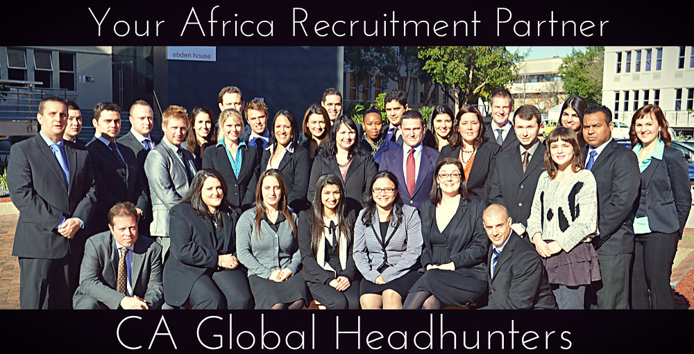 Recruitment in Africa Partner