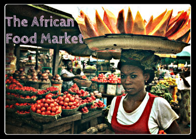 the african food market