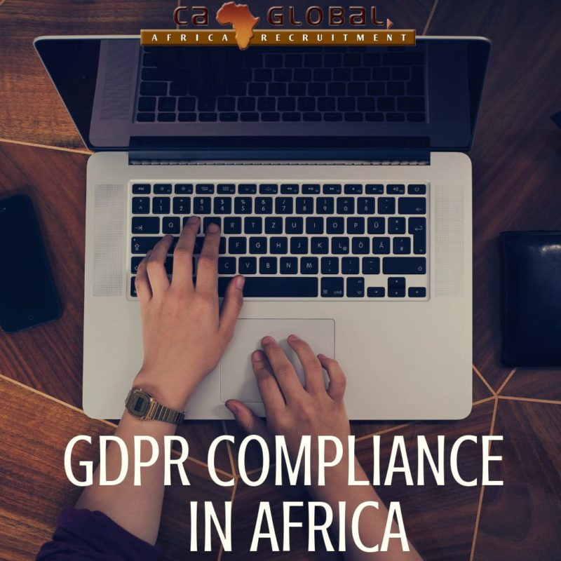 GDPR Compliance in Africa - CA Global