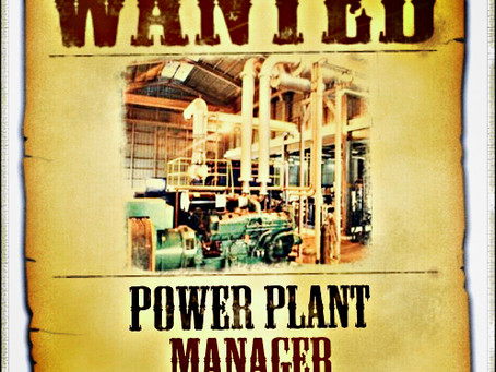 Power Plant Manager Job Opportunity | Liberia