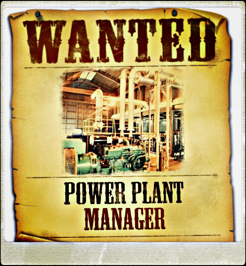 Power Plant Manager
