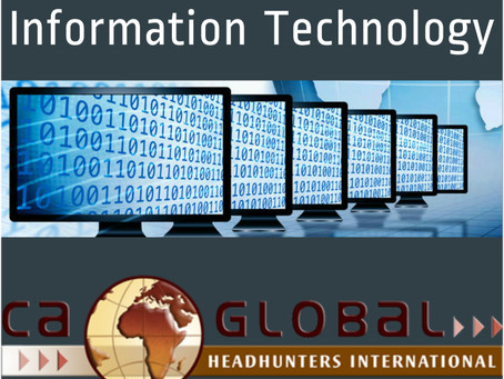 Information Technology Jobs in Africa