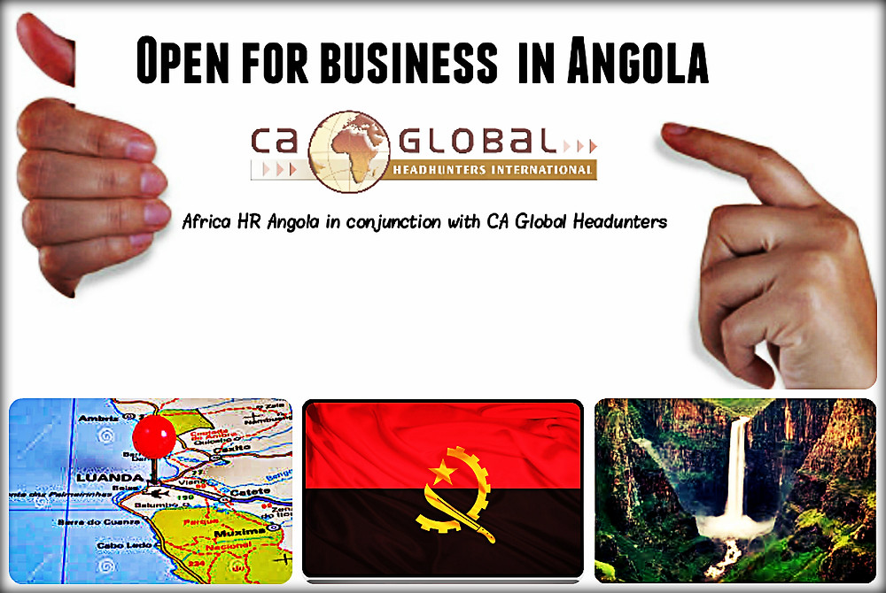 Africa HR Angola_CA Global Headunters_Jobs in Africa