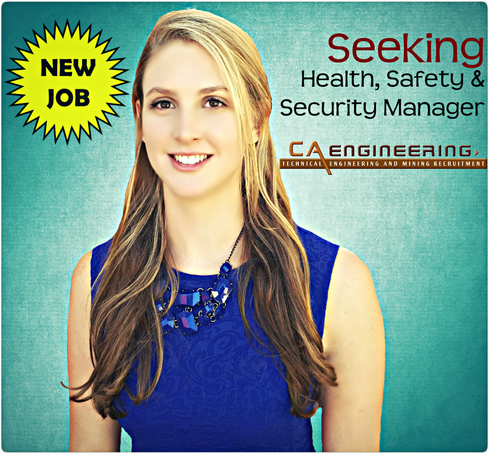 Health, Safety and Security manager