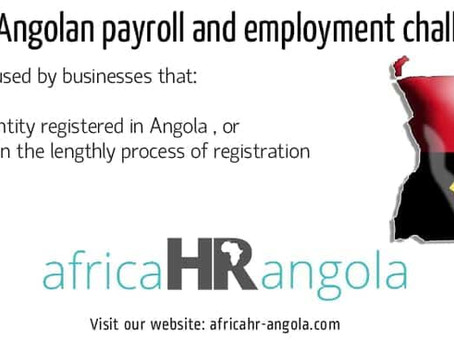Solving Angolan payroll and employment challenges