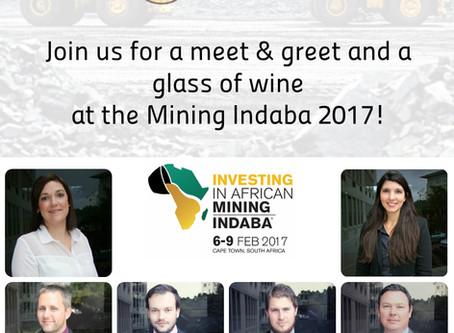 Mining Indaba 2017 – Meet the CA Mining Africa Recruitment Team