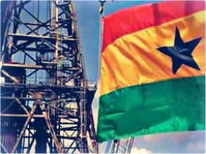 Ghana-drilling-flag
