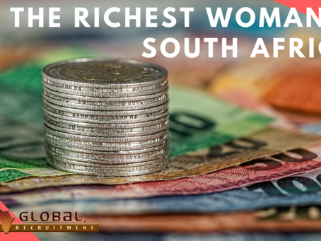 The Richest Woman in South Africa: meet Wendy Appelbaum