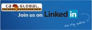 Add CA Global on Linkedin