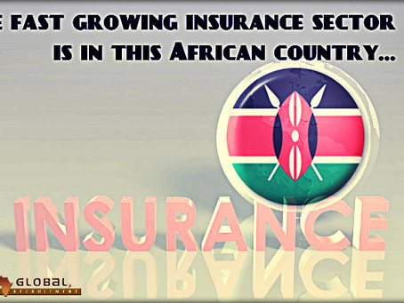 Kenya's insurance sector is the fastest growing in Africa
