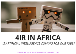 4IR in Africa: Is AI Coming for our Jobs?