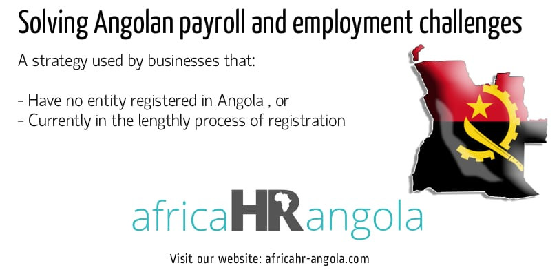Solving Angolan payroll and employment challenges, Africa HR Angola, CA Global Jobs in Africa