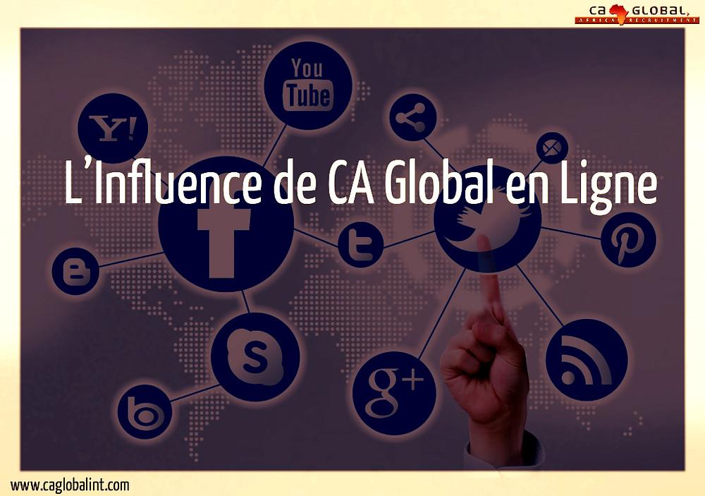L'Influence de CA Global en Ligne